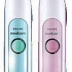 Philips Brosse à dents Sonicare HealthyWhite avec Technologie Sonic Vert et rose de la marque Philips image 4 produit