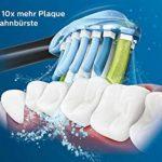 PHILIPS Plaque Defense Gum Care White Pack de 3 Têtes de Brosse Premium Noir de la marque Philips image 1 produit
