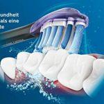 PHILIPS Plaque Defense Gum Care White Pack de 3 Têtes de Brosse Premium Noir de la marque Philips image 3 produit