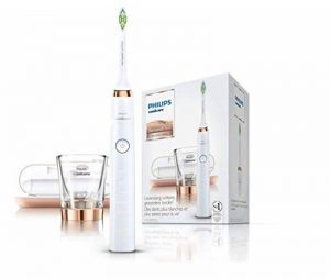 Philips Sonicare Diamondclean - HX9312/04 - Brosse à dents électrique rechargeable - rose or de la marque Philips image 0 produit