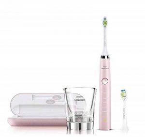 Philips Sonicare DiamondClean - HX9362/67- Brosse à dents électrique rechargeable - rose de la marque Philips image 0 produit
