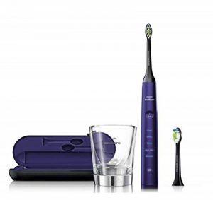 Philips Sonicare DiamondClean - HX9372/04 - Brosse à dents électrique rechargeable - violet intense de la marque Philips image 0 produit