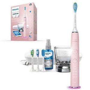 PHILIPS Sonicare Diamondclean Smart HX9924/23 Brosse à Dents Électrique Intelligente Rose de la marque Philips image 0 produit