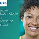 Philips Sonicare FlexCare Platinum hx9172/15Brosse à dents électrique avec Technologie Sonique, Blanc, avec Uv Appareil de nettoyage de la marque Philips image 1 produit