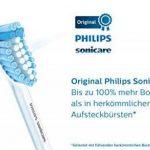 Philips Sonicare HX6054/07 Pack Têtes de brosse Sensitive Standard (X4) de la marque Philips image 2 produit