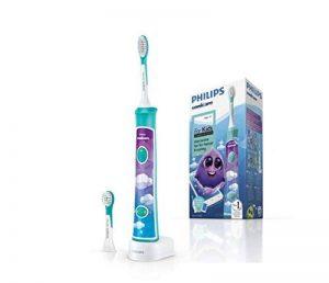 Philips Sonicare HX6322/04-Brosse à dents électrique pour enfants Avec Bluetooth de la marque Philips image 0 produit