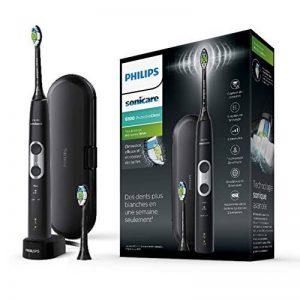 Philips Sonicare HX6870/47 Brosse à dents électrique rechargeable ProtectiveClean 6100 - Noire de la marque Philips image 0 produit