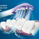 Philips Sonicare HX9073/07 Pack têtes de brosse Premium avec BrushSync : blancheur, gencives sensibles, plaque dentaire (X3) de la marque Philips image 3 produit