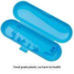 Plastique Trousse de voyage pour brosse à dents électrique Oral-B PRO Series, Bleu de la marque Medlife image 2 produit