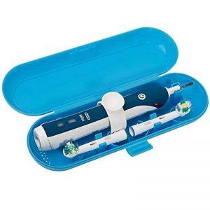 Plastique Trousse de voyage pour brosse à dents électrique Oral-B PRO Series, Bleu de la marque Medlife image 0 produit