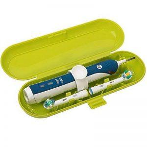 Plastique Trousse de voyage pour brosse à dents électrique Oral-B PRO Series, Vert de la marque Medlife image 0 produit
