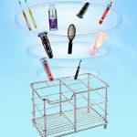 Porte Brosse à Dents, Yoassi Support de Brosse à Dents Polyvalent en Inox Anti-rouille pour Salle de Bain de la marque Yoassi image 4 produit