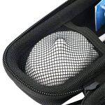 Pour Oral-B PRO 1000 CrossAction Brosse à dents électrique rechargeable EVA Dur Cas étui de Voyage Housse par Khanka de la marque image 2 produit
