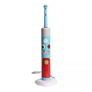 QPIUE Brosse À Dents Électrique Rotative/Enfants Rechargeables/Brosse À Dents Électrique Acoustique de la marque QPIUE image 0 produit