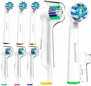 recharge brosse à dent braun TOP 12 image 0 produit