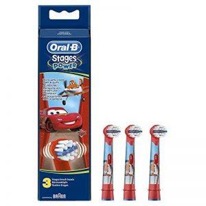 recharge brosse à dent oral b enfant TOP 2 image 0 produit