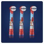 recharge brosse à dent oral b enfant TOP 2 image 4 produit