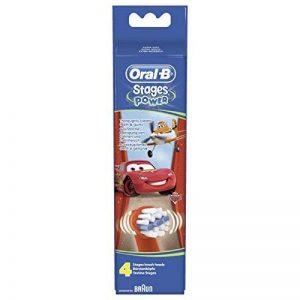 recharge brosse à dent oral b enfant TOP 4 image 0 produit