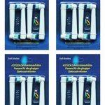 Remplacement de la Brosse à Dents de Oral B Têtes de Brosse à Dents Electrique - 16 pcs de la marque image 1 produit