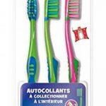 Signal Brosse à Dents Compatible PlayBrush Souple - 3 unite (Couleurs aléatoires) de la marque Signal image 1 produit