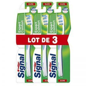Signal Brosse à Dents Expert Confort Dure - Lot de 3 de la marque Signal image 0 produit