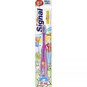 Signal Lot de 6brosses à dents pour enfant de la marque Signal image 0 produit