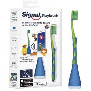 Signal Playbrush Brosse à Dents Enfant Connectée de la marque Signal image 0 produit