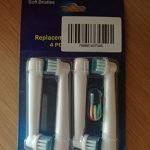 Softmate Oral-B Brossettes de Rechange Têtes de Brosse à Dents Électriques 16 Pièces de la marque SOFTMATE image 4 produit