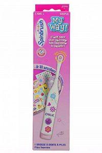 Spinbrush - Brosse à Dents Electrique Enfant - Fille de la marque Spinbrush image 0 produit