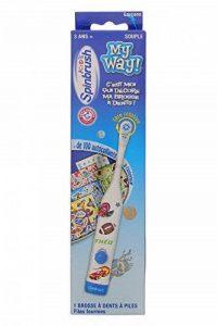Spinbrush - Brosse à Dents Electrique Enfant - Garçon de la marque Spinbrush image 0 produit