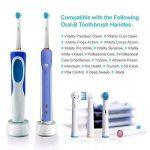 Têtes de rechange pour brosse à dents électrique Têtes de brosse à poils doux Compatible avec Braun Oral B de la marque Banavos image 4 produit