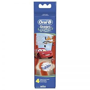 tête brosse à dent oral b enfant TOP 4 image 0 produit