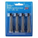 Têtes de rechange Fairywill pour brosse à dents électrique rotative FW-2205, 2209 de la marque Fairywill image 1 produit