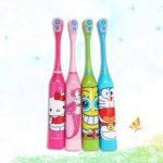 Ultrasons Vibrant pour enfant Brosse à dents blanchiment des dents Brosse à dents électrique de la marque CLKJCAR image 2 produit