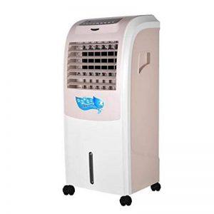 XIOALIN Ventilateur de climatisation à télécommande unique Ventilateur de refroidissement à eau froide Ventilateur électrique de machine à air froid 100W de la marque Climatiseurs portables image 0 produit